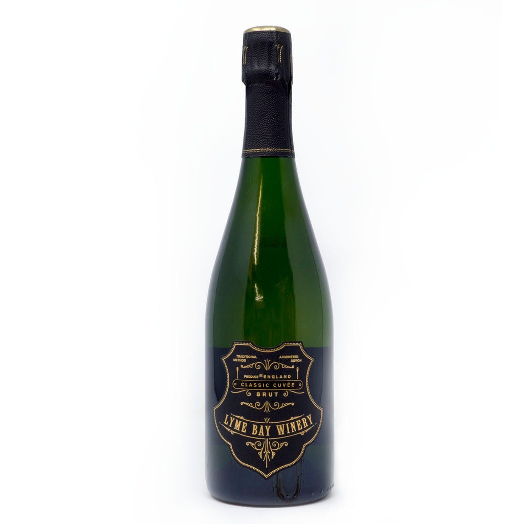Lyme Bay Winery - Classic Cuvee Sparkling 2015 75cl