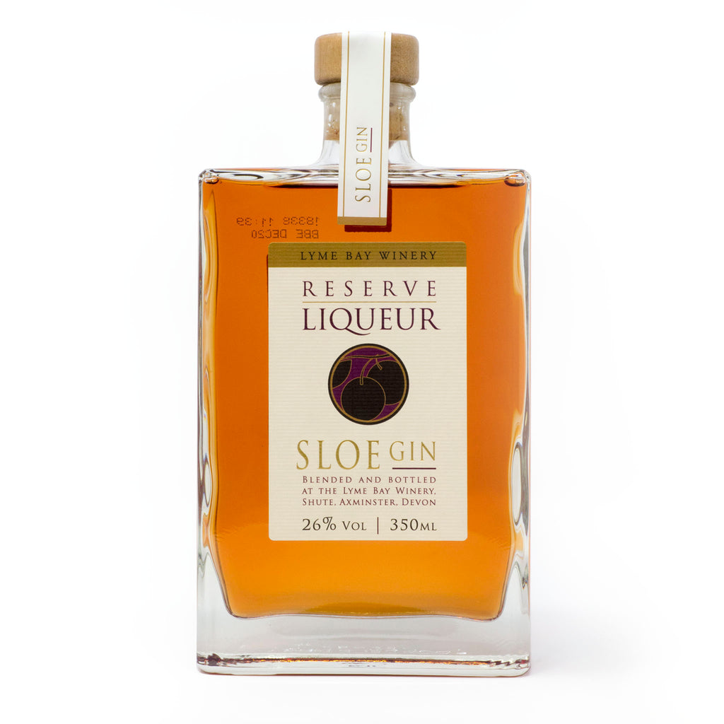 Lyme Bay Winery - Reserve Liqueur Sloe Gin 26 % 350ml