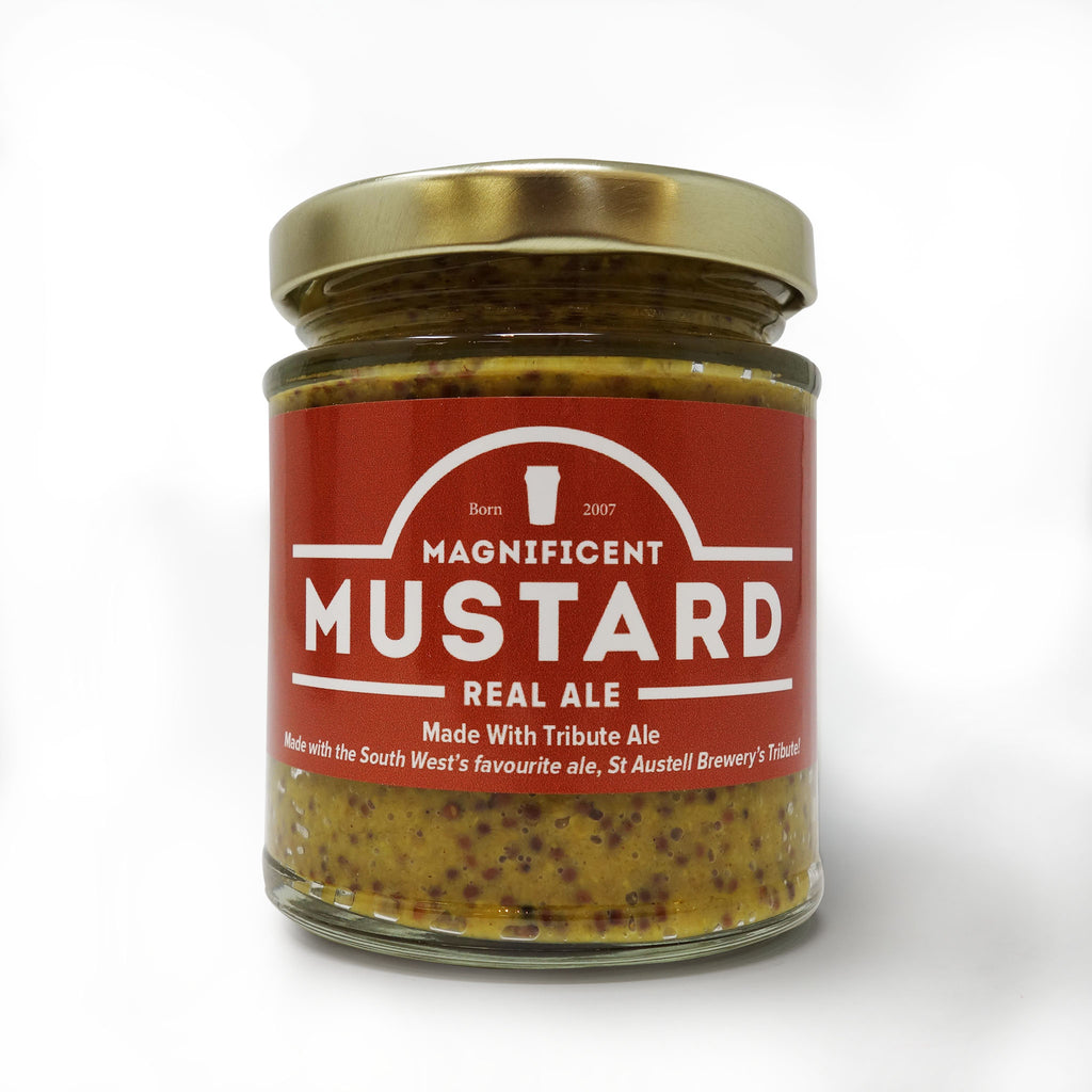 Chanters Mustard - Real Ale