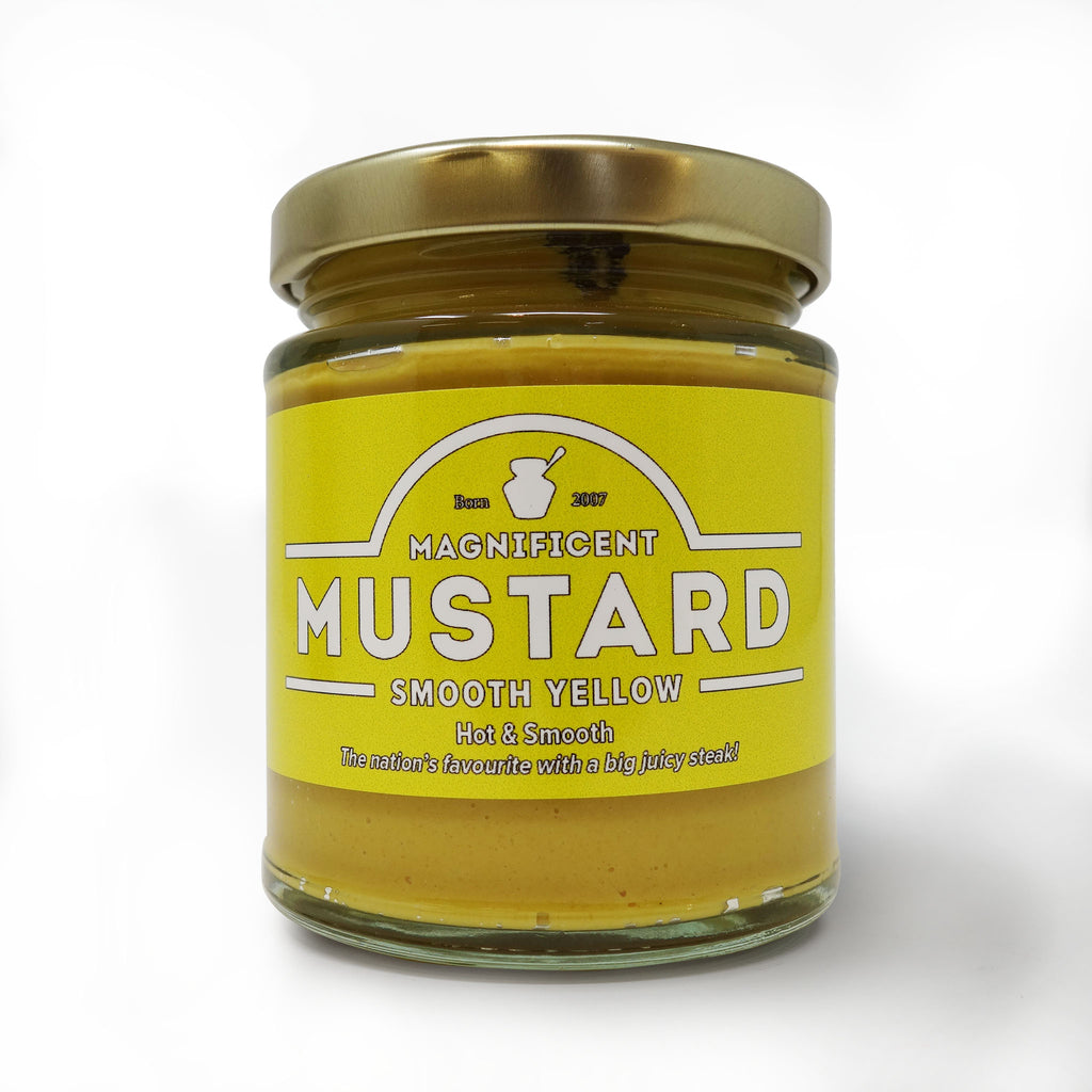 Chanters Mustard - English Smooth Yellow