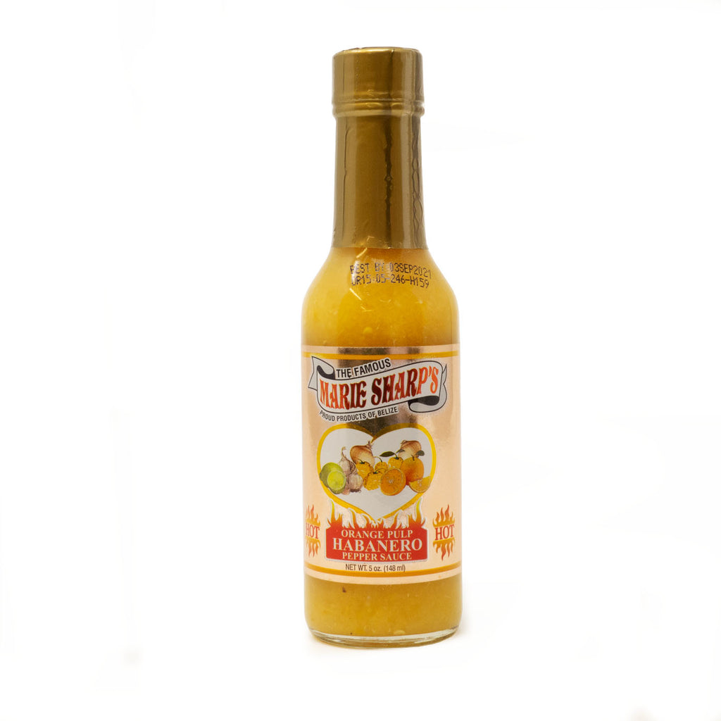 Marie Sharps - Orange Pulp Hot Sauce