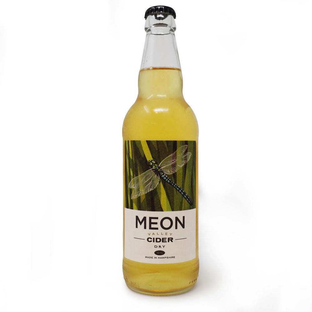 Meon Valley - Dragonfly Dry 500ml Bottle