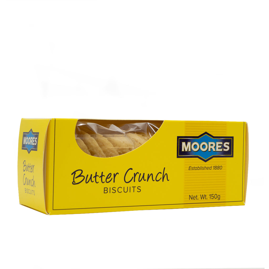 Moores Biscuits - Butter Crunch 150g