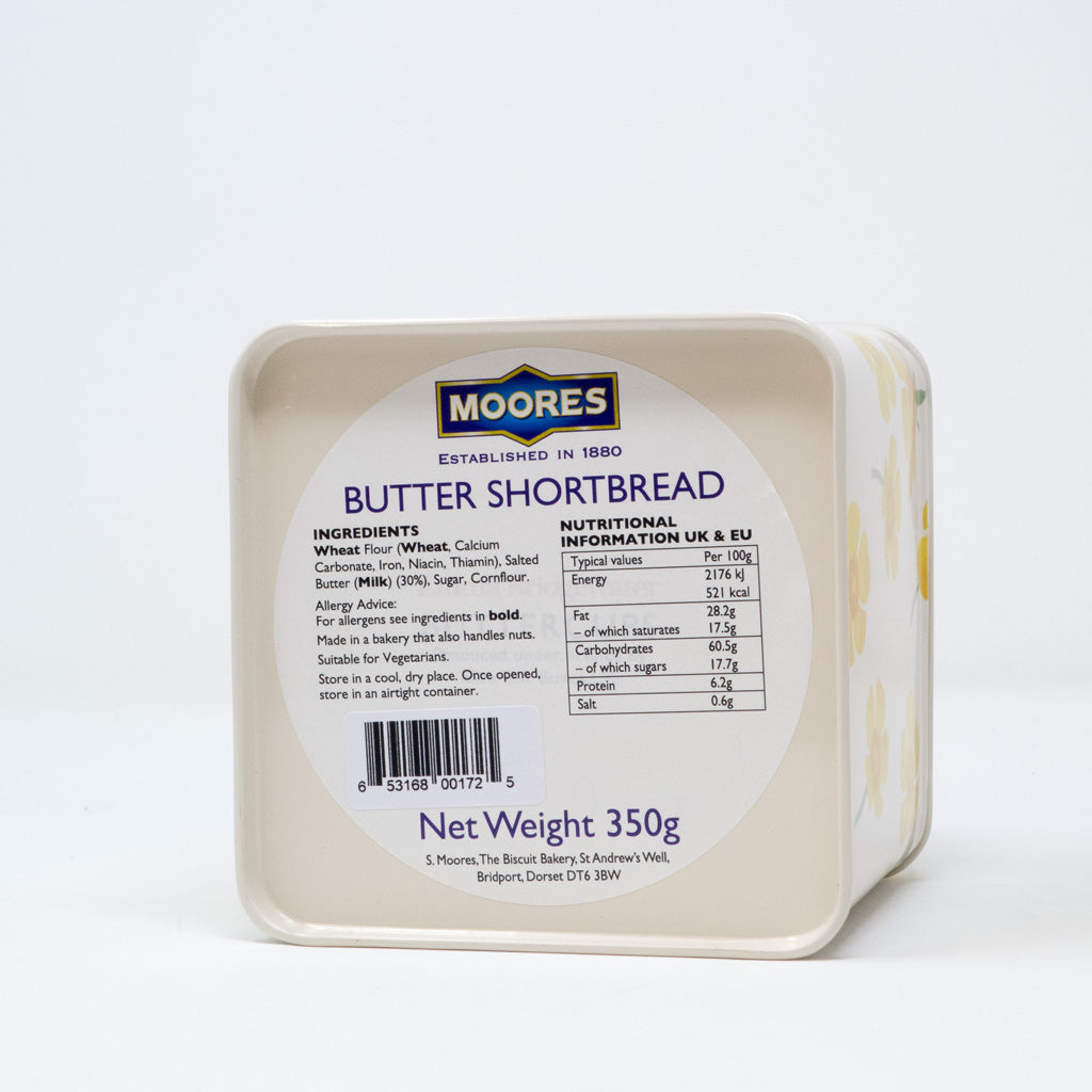Moores Biscuits Tins 350g