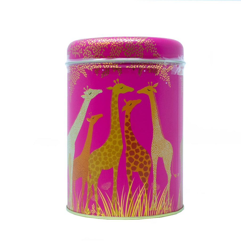 Moores Biscuits - Butter Shortbread Biscuit Giraffe Tin 450g