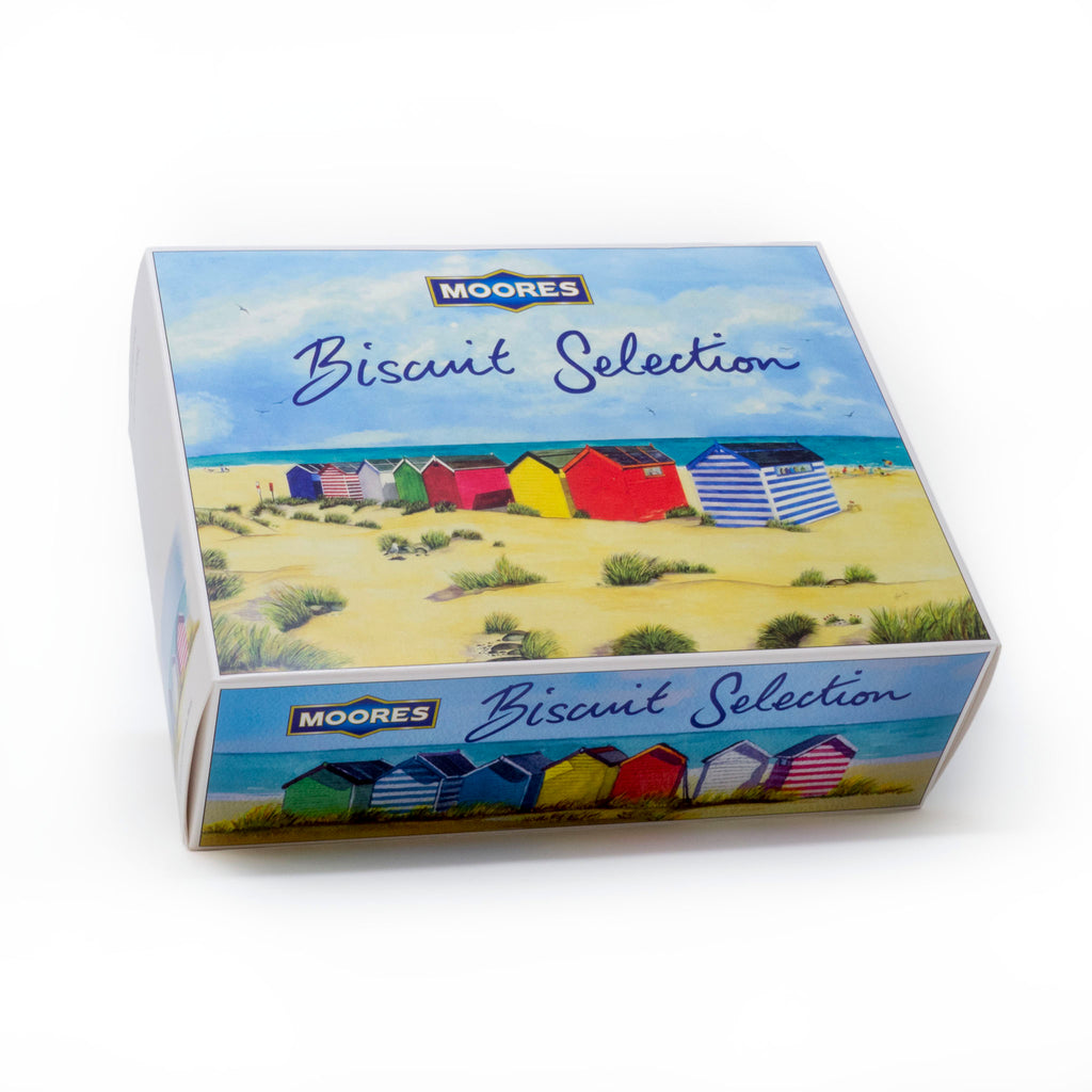 Moores Biscuits - Seaside Biscuit selection 300g