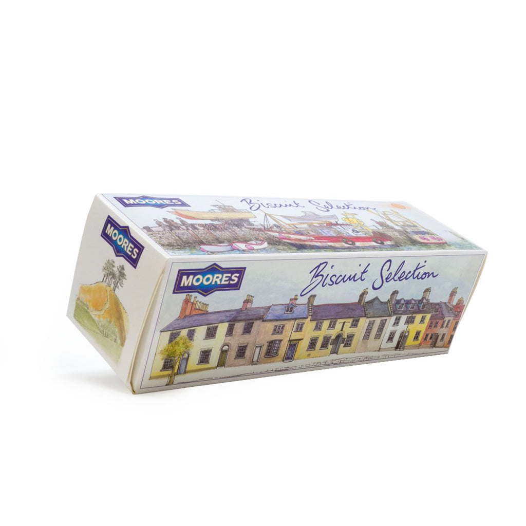 Moores Biscuits - Town & Harbour biscuit selection 200g