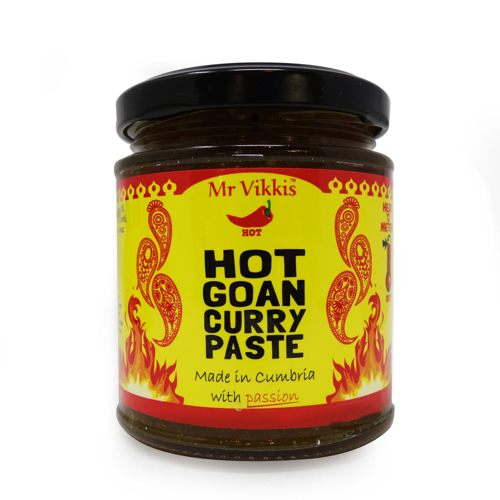 Mr Vikki's - Hot Goan Curry Paste