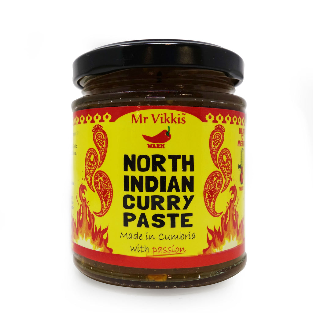 Mr Vikki's - North Indian Curry Paste