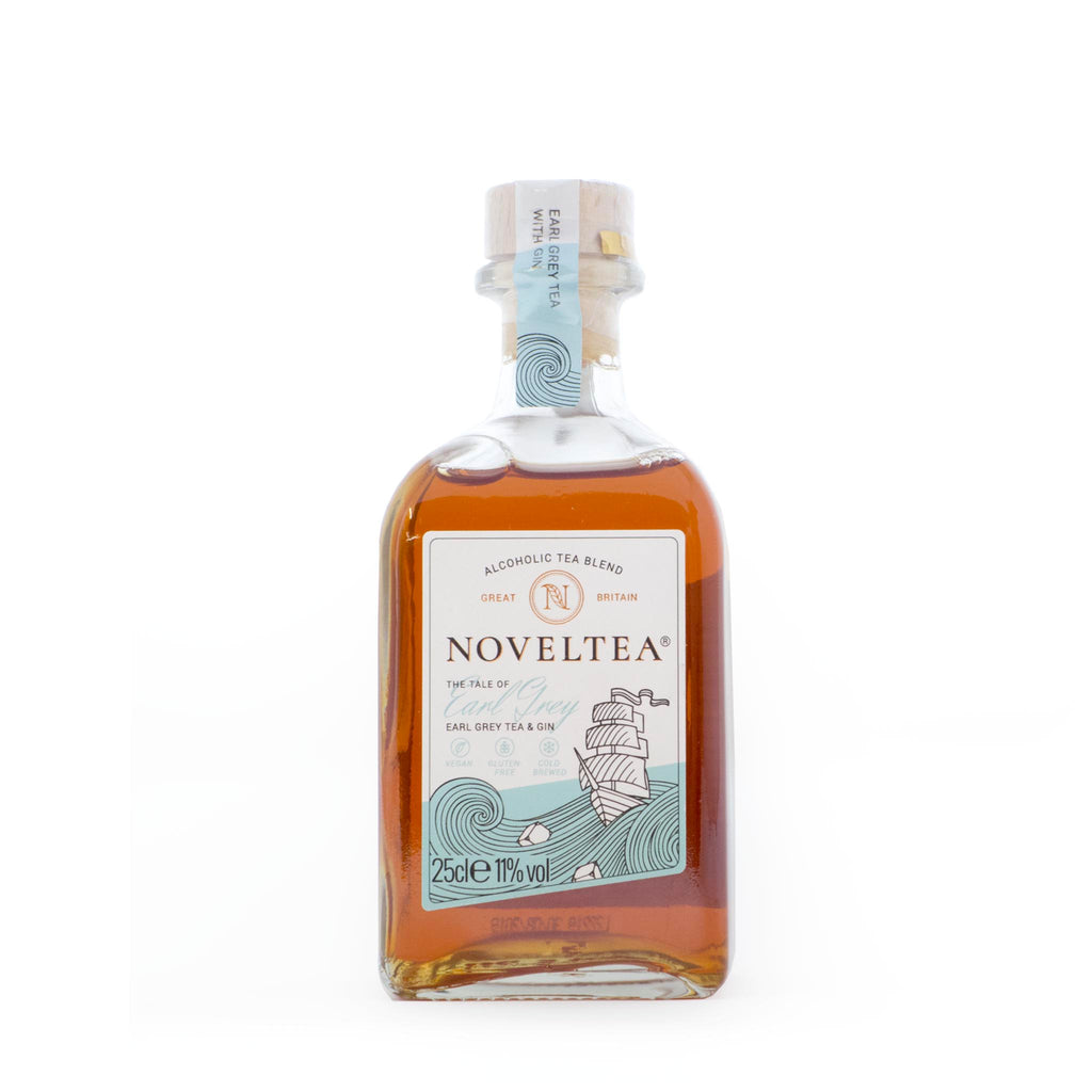 Noveltea - Earl Grey tea with gin 250ml