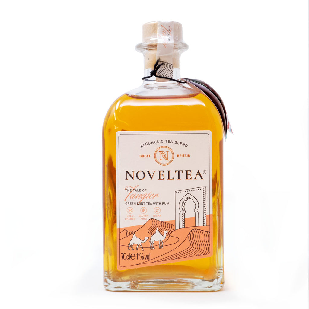 Noveltea - The tale of Tangier green mint tea with rum 700ml