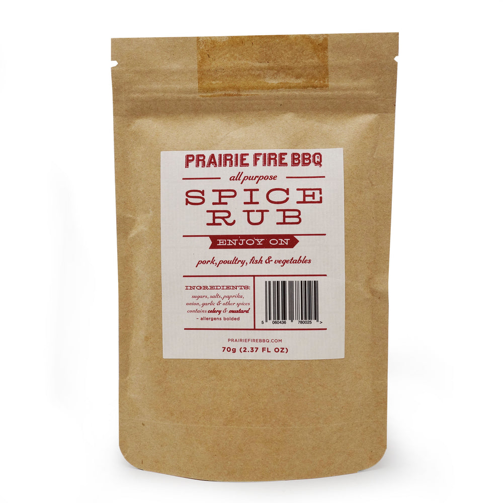 Prairie Fire - BBQ Rub