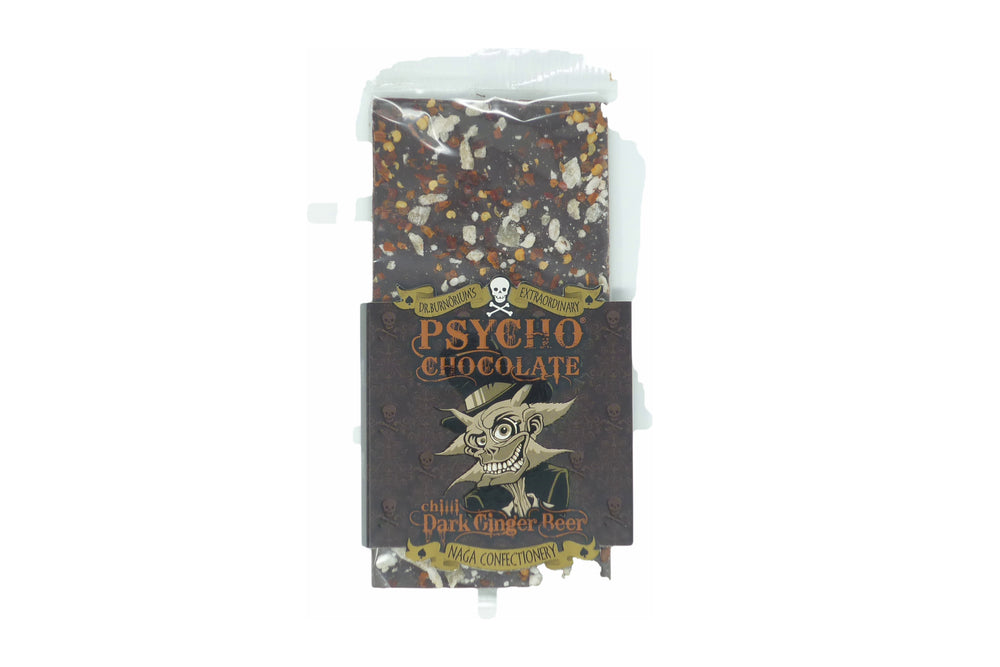 Dr Burnorium's - Psycho Ginger Beer Chocolate