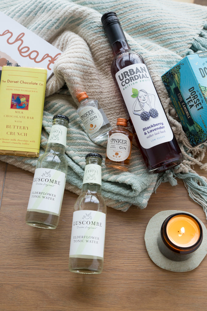 Farehouse Trading Co - Relax Hamper