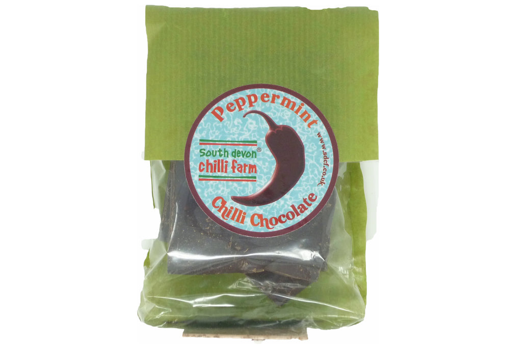 South Devon - Peppermint Chilli Chocolate