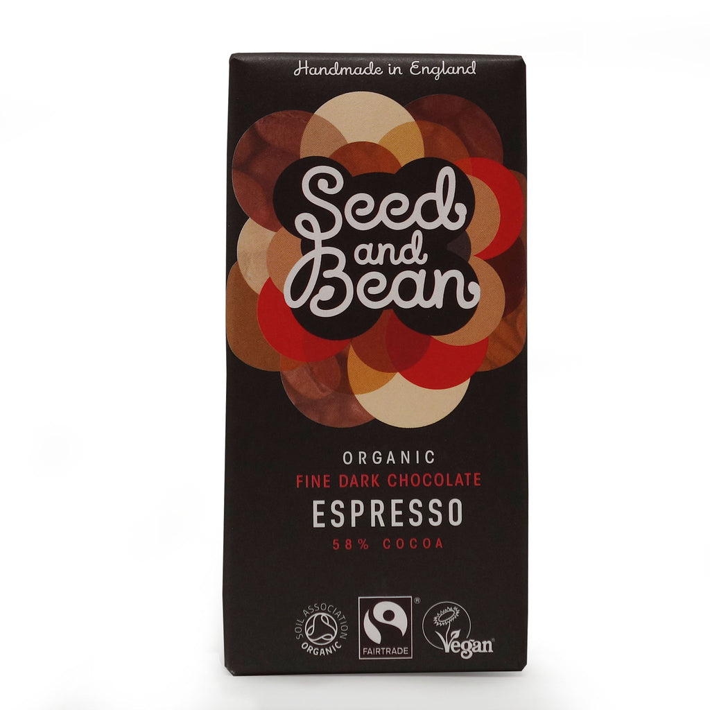 Seed&Bean - Dark Chocolate 58% Espresso
