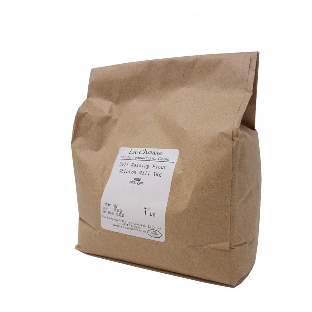 Essential Range - Shipton Mill Self Raising flour 1kg