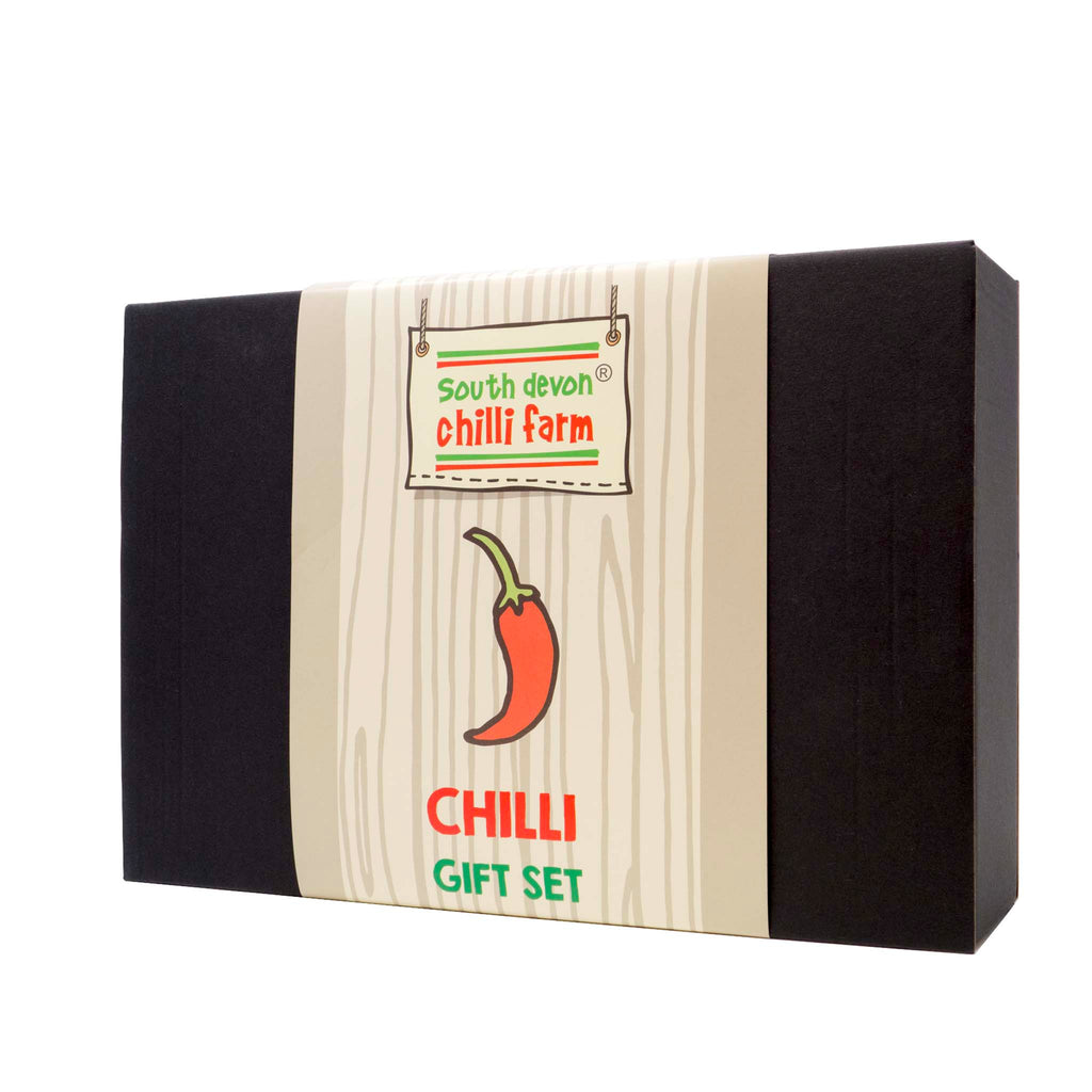 South Devon - Chilli Gift Set