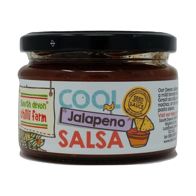 South Devon - Jalapeño Salsa