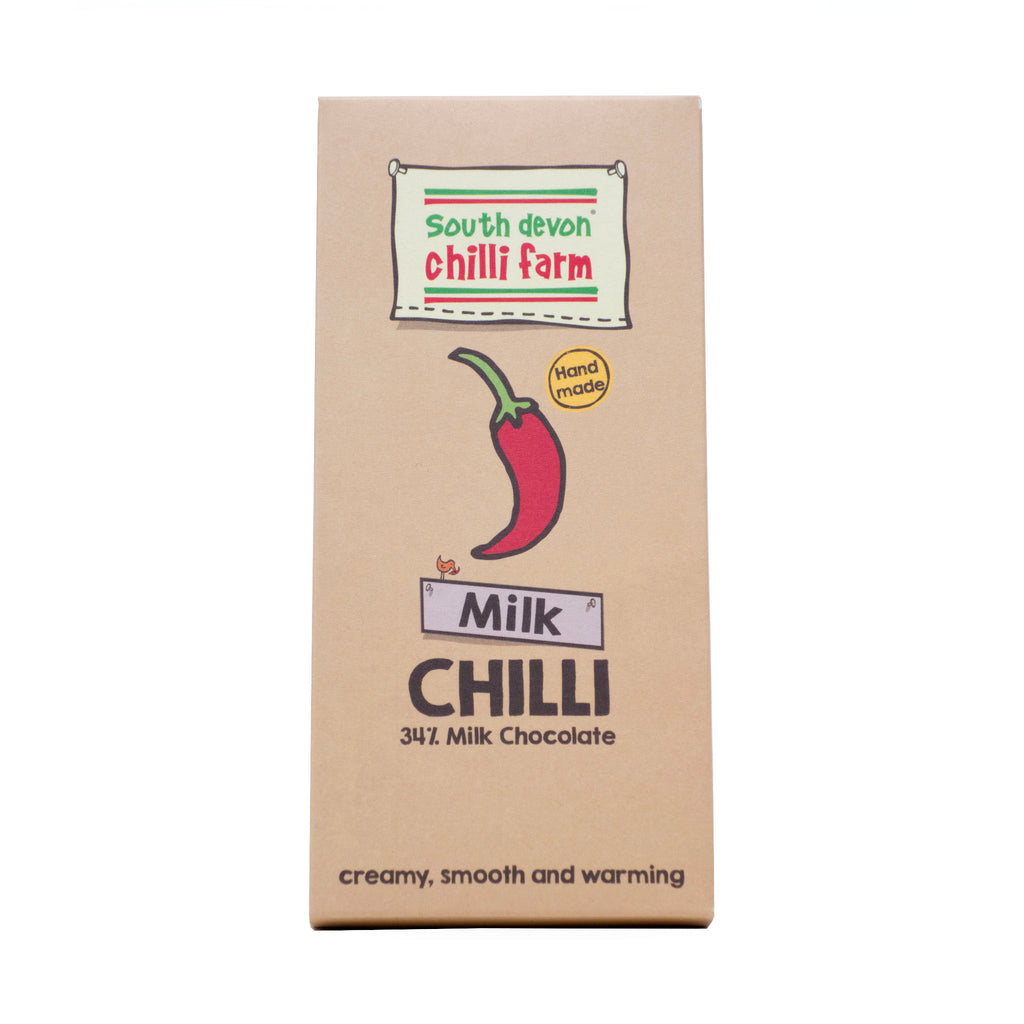South Devon - Milk Chilli Chocolate