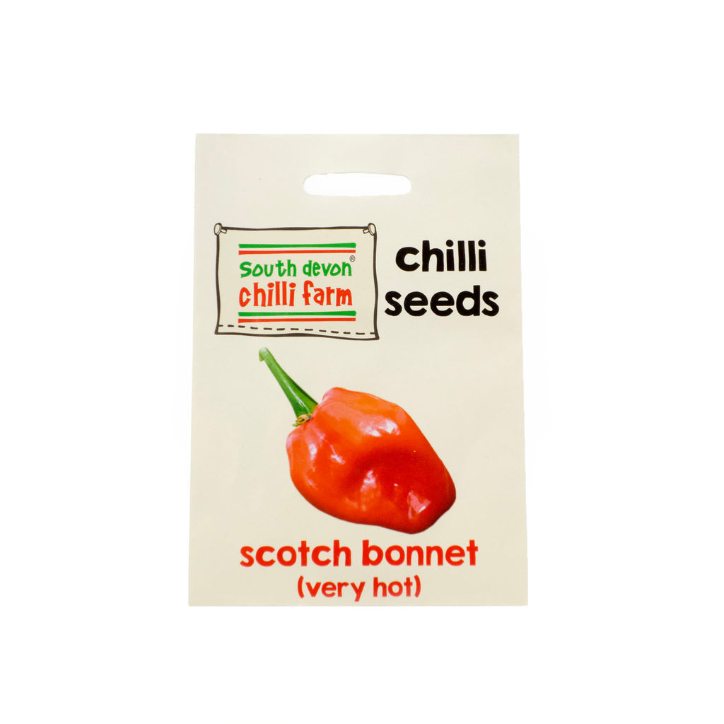 South Devon - Scotch Bonnet Seeds