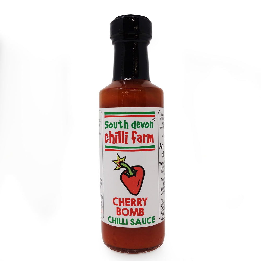 South Devon - Cherry Bomb Chilli Sauce