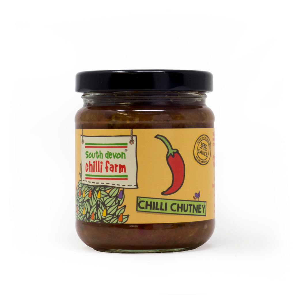 South Devon - Chilli Chutney