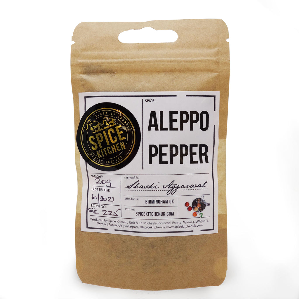 Spice Kitchen - Syrian Aleppo Pepper Pouch