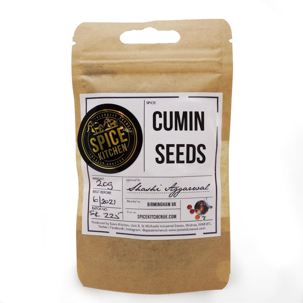Spice Kitchen - Cumin Seeds Pouch