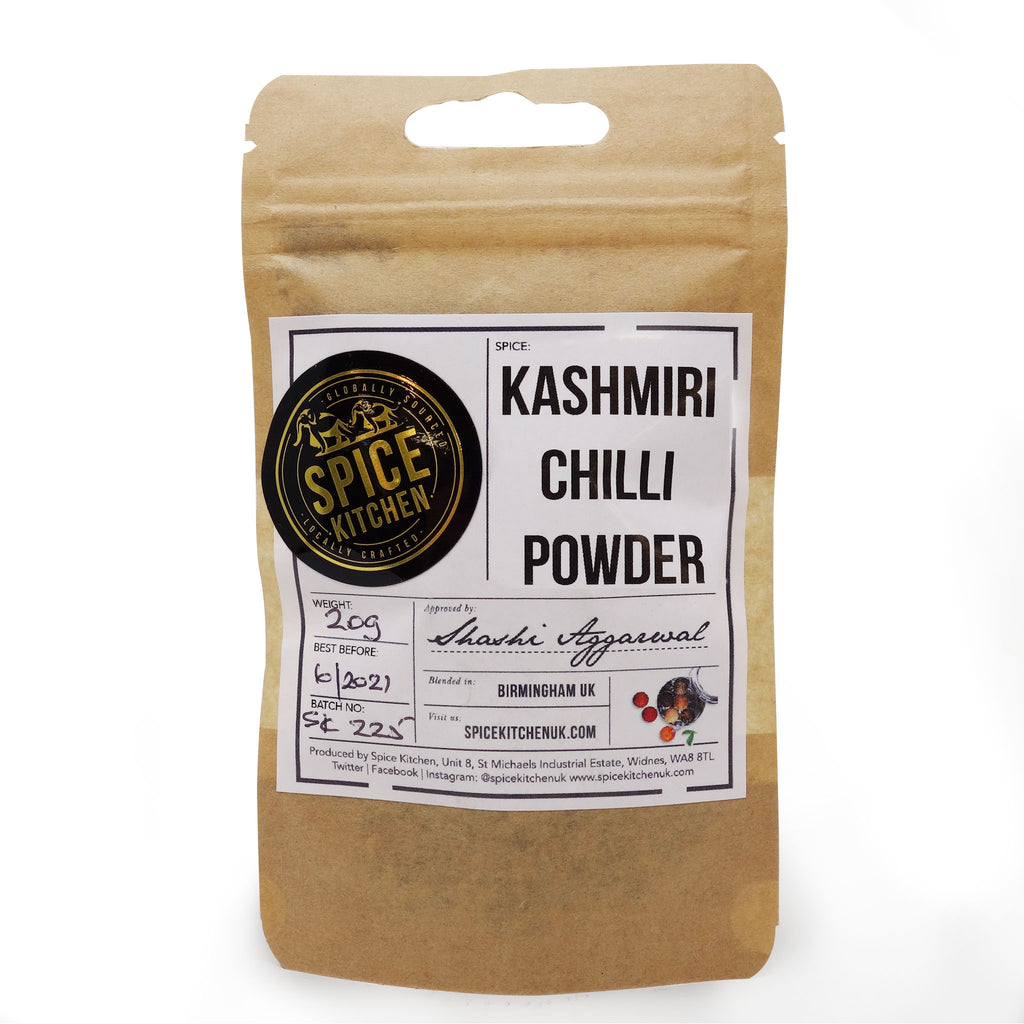 Spice Kitchen - Kashmiri Chilli Powder Pouch