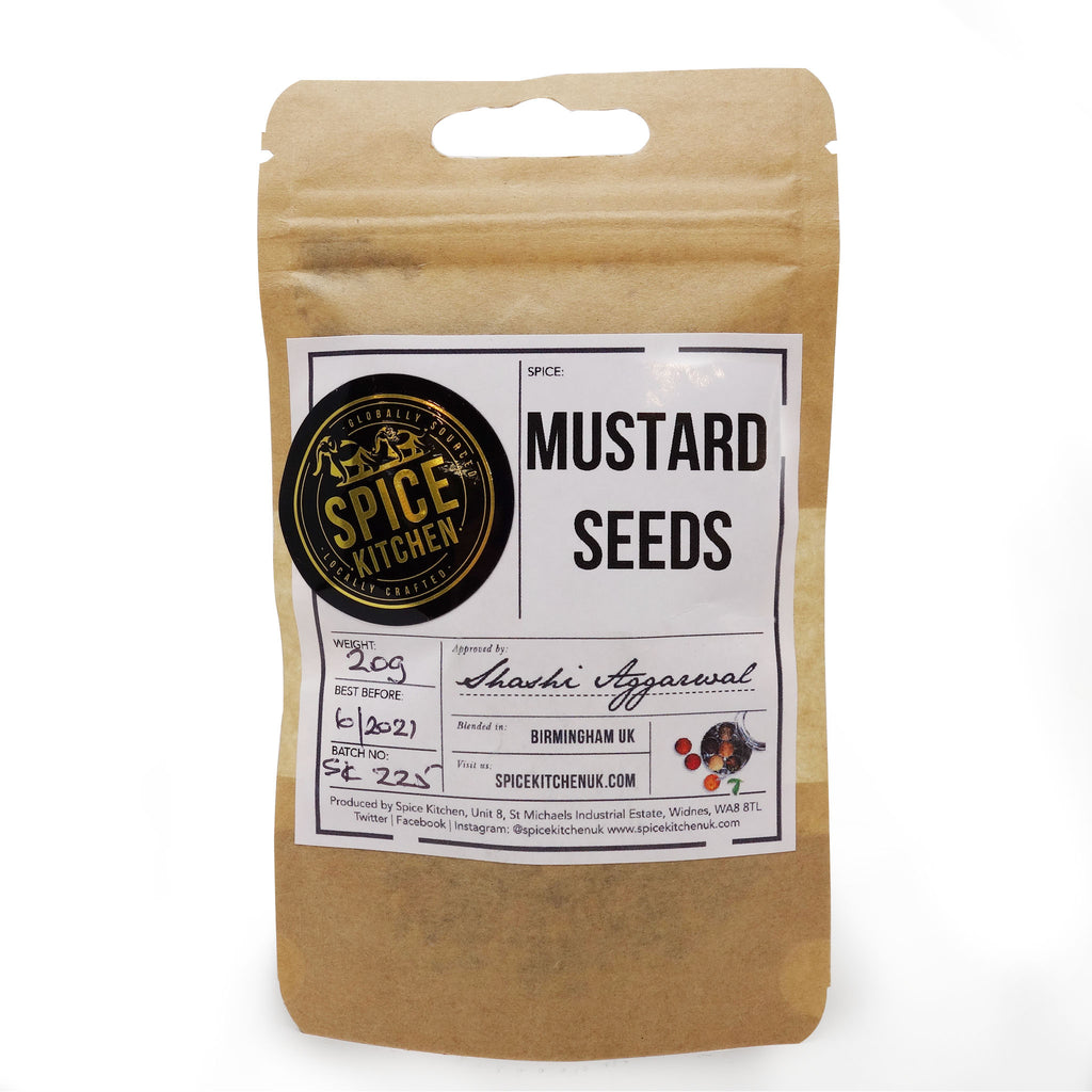 Spice Kitchen - Mustard Seeds Pouch