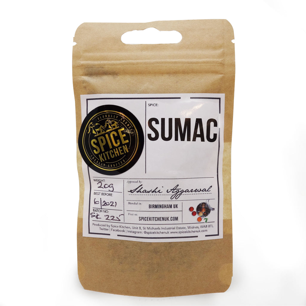 Spice Kitchen - Sumac Pouch