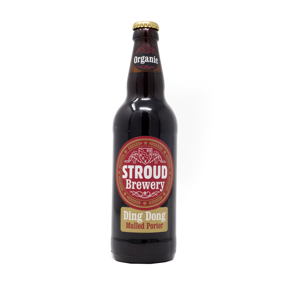 Stroud Brewery - Ding Dong Organic Ruby Porter