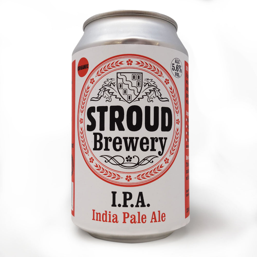 Stroud Brewery - Organic IPA 330ml Can