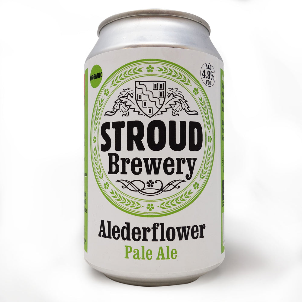Stroud Brewery - Alederflower | Organic Pale Ale 330ml Can