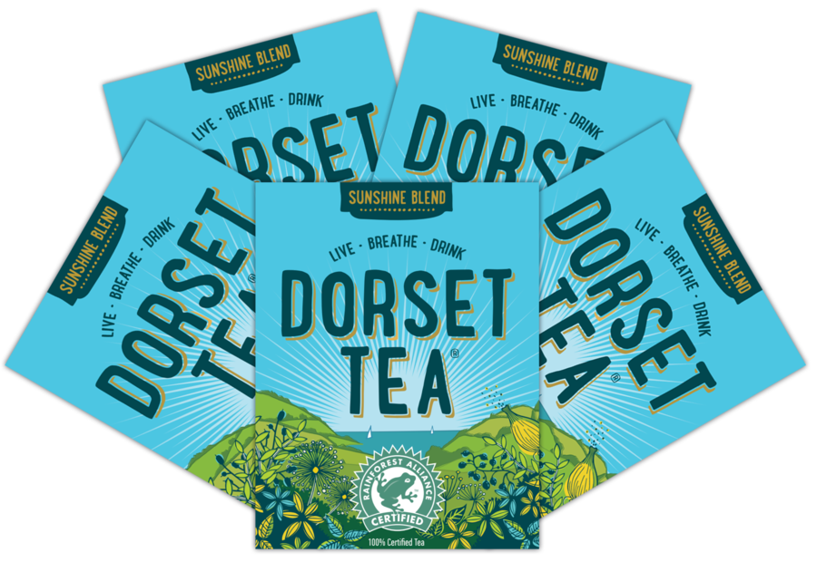 Dorset Tea - Dorset Golden Blend 250 Tea Sachets