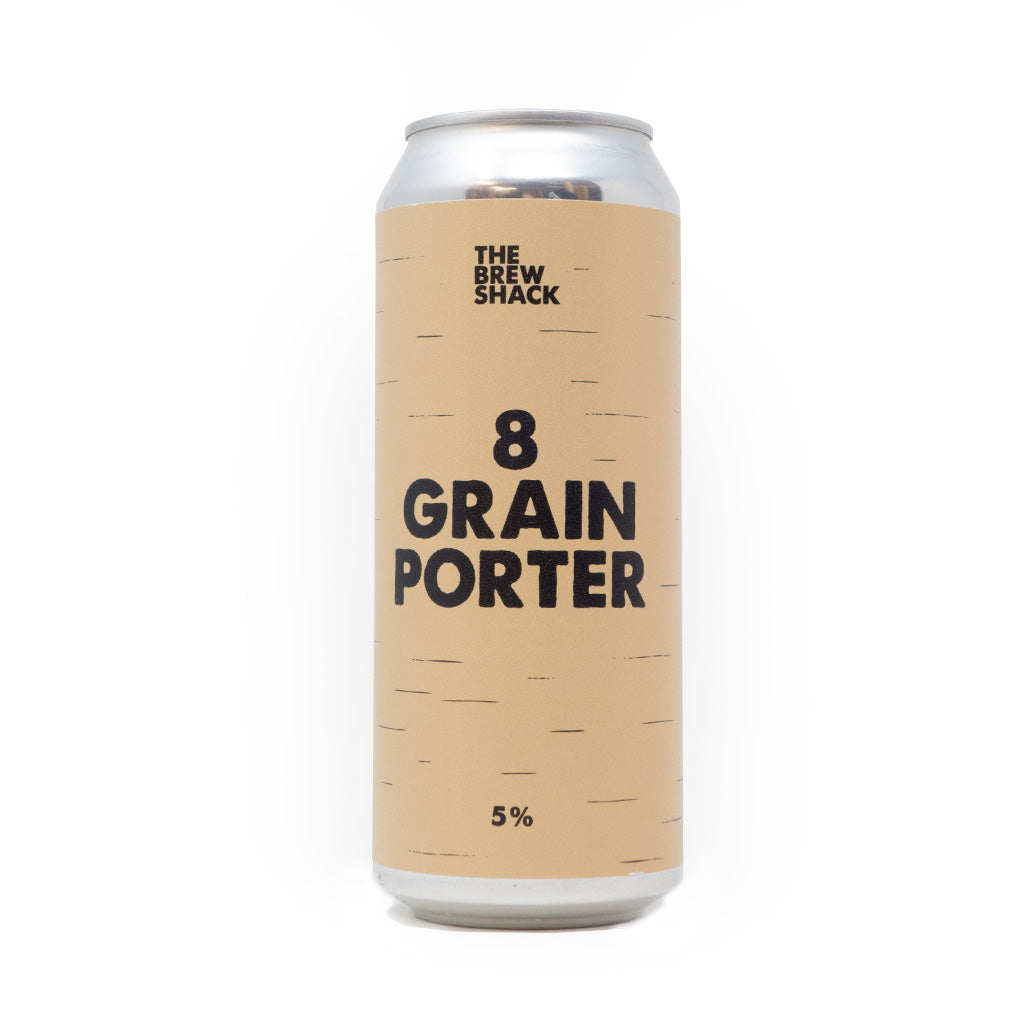 The Brew Shack -8 Grain Porter