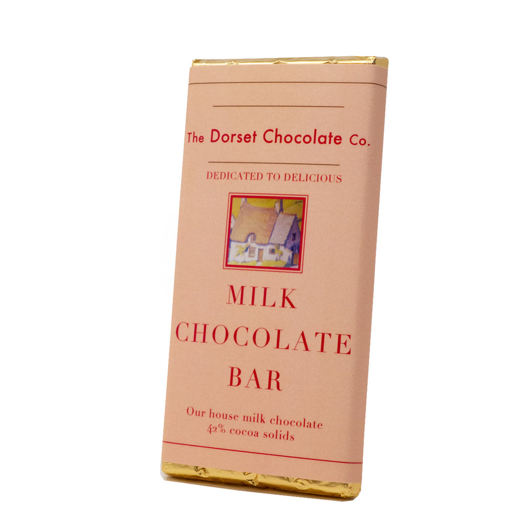 The Dorset Chocolate Co. - Milk Chocolate Bar
