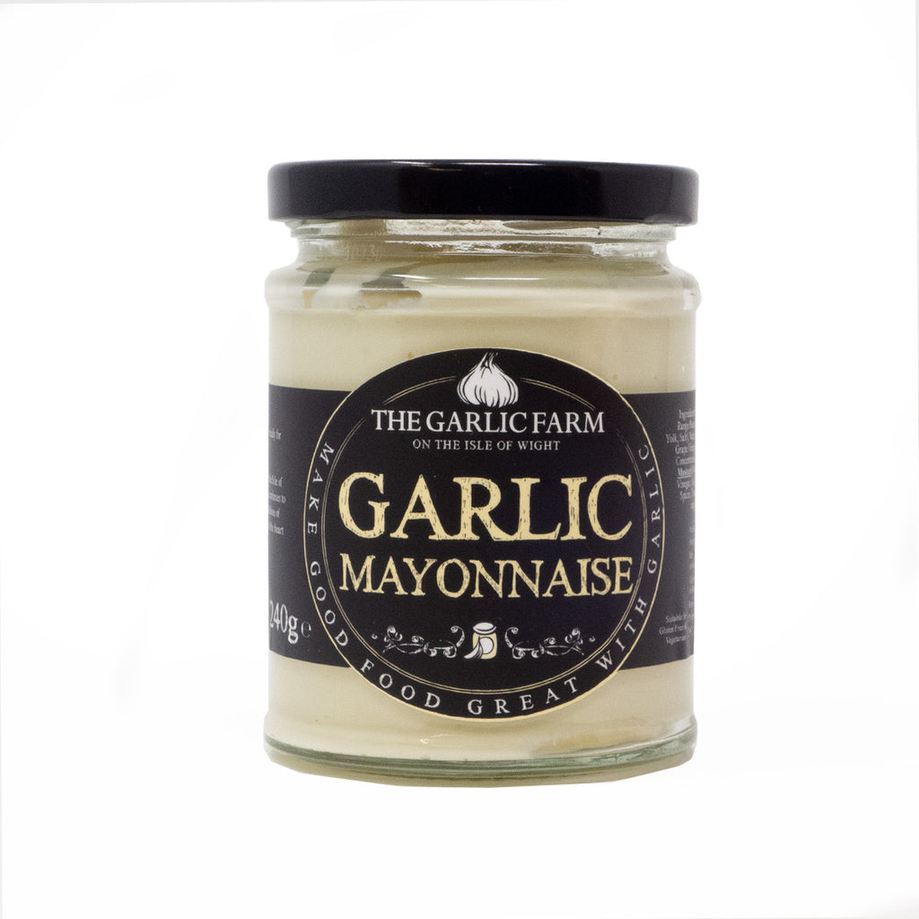 The Garlic Farm -Garlic Mayonnaise