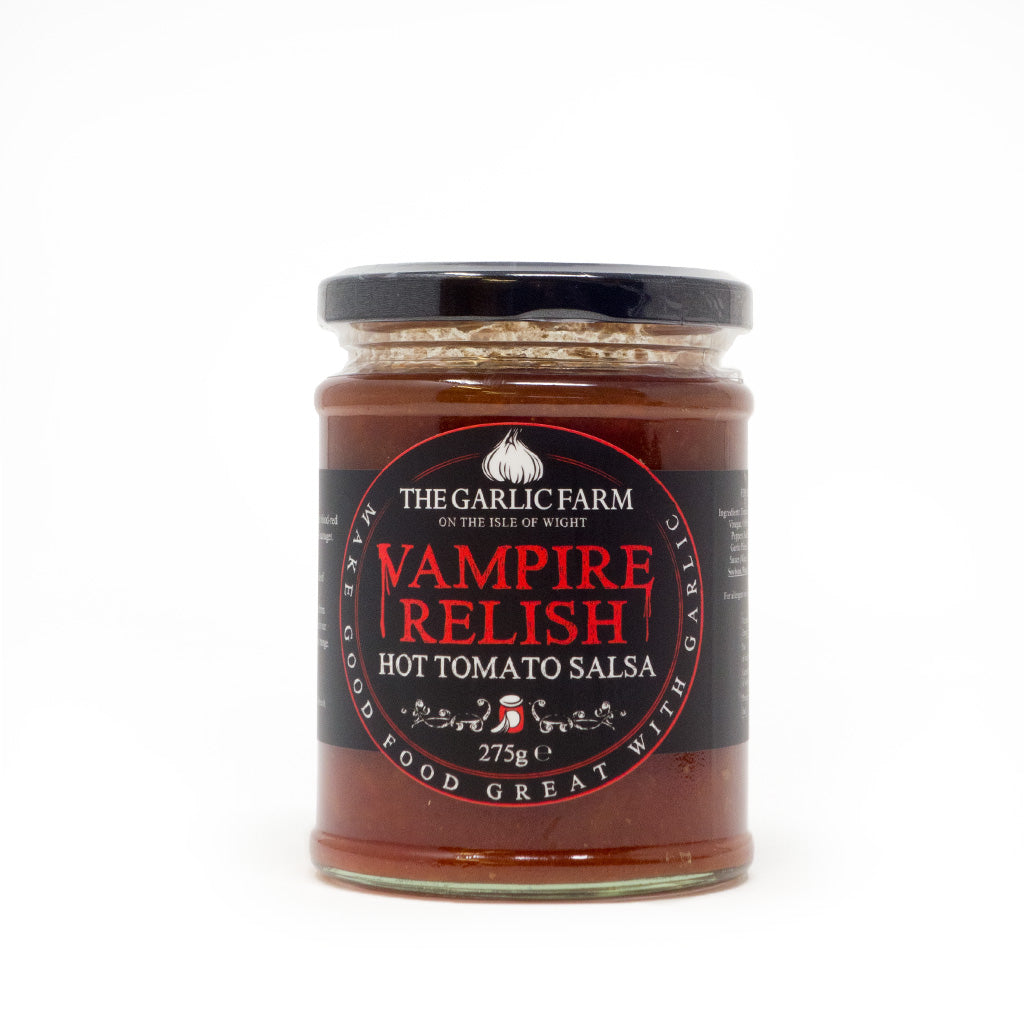 The Garlic Farm - The Vampire Relish