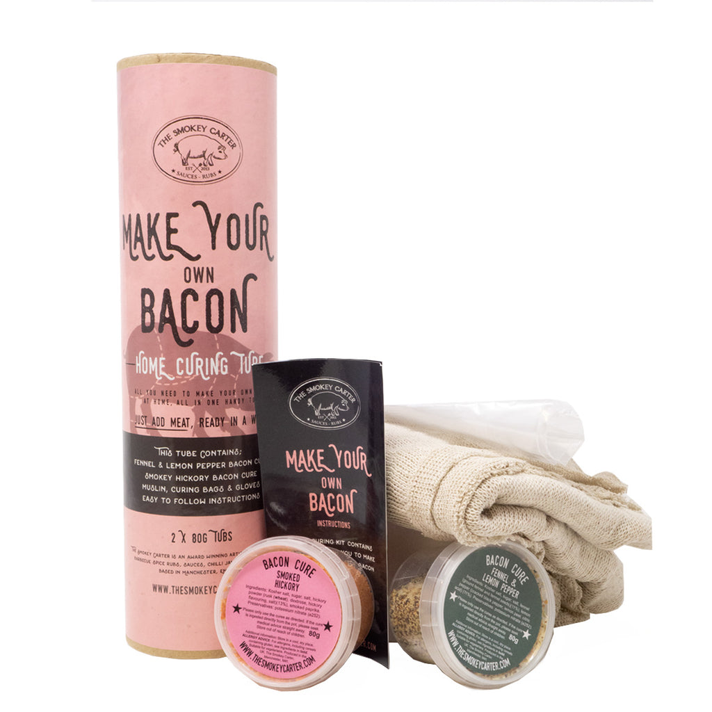 The Smokey Carter - Make your own bacon home curing tube