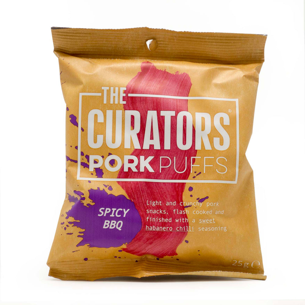 The Curators - BBQ Pork Puffs