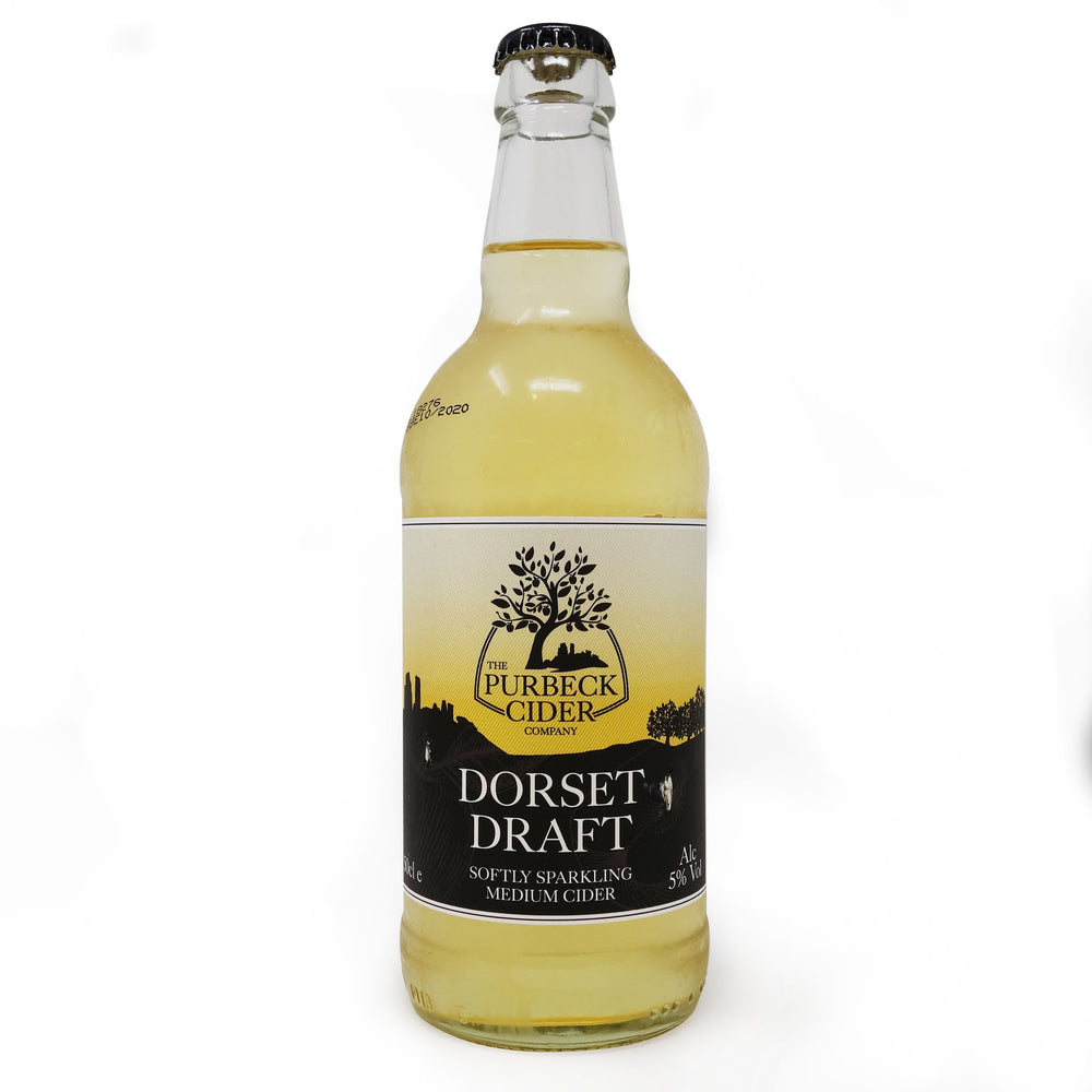 Purbeck Cider Co - Dorset Draft 500ml Bottle