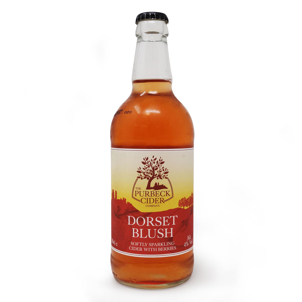 Purbeck Cider Co - Dorset Blush 500ml Bottle