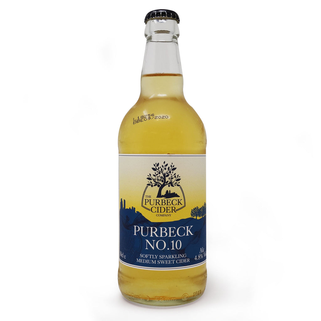 Purbeck Cider Co - Purbeck No.10 500ml Bottle