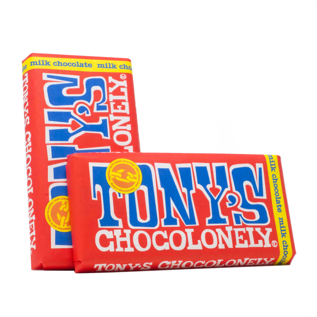 Tony's Chocolonely - Milk Chocolate 180g
