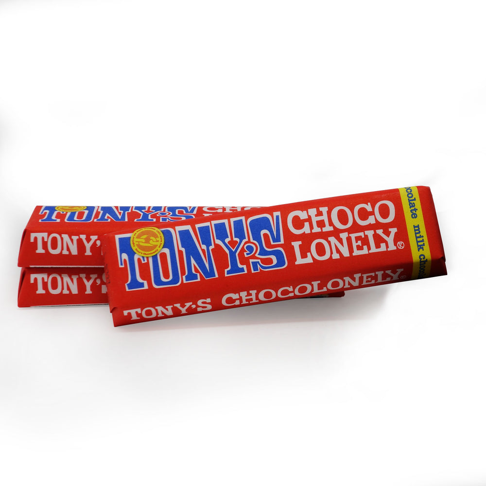 Tony's Chocolonely - Milk Chocolate 50g