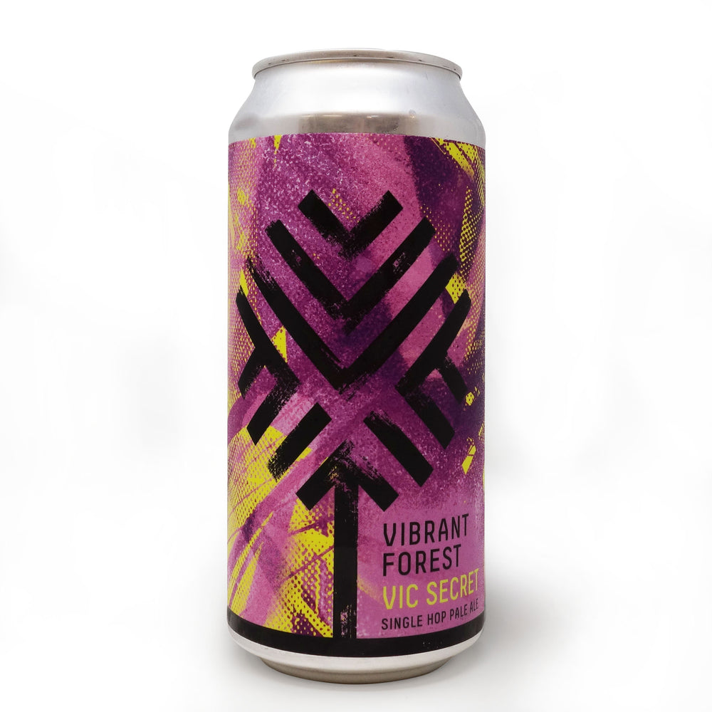 Vibrant Forest - Vic Secret 440ml Can