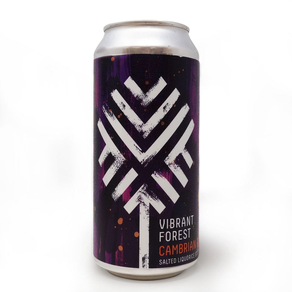 Vibrant Forest - Cambrian Root 440ml Can