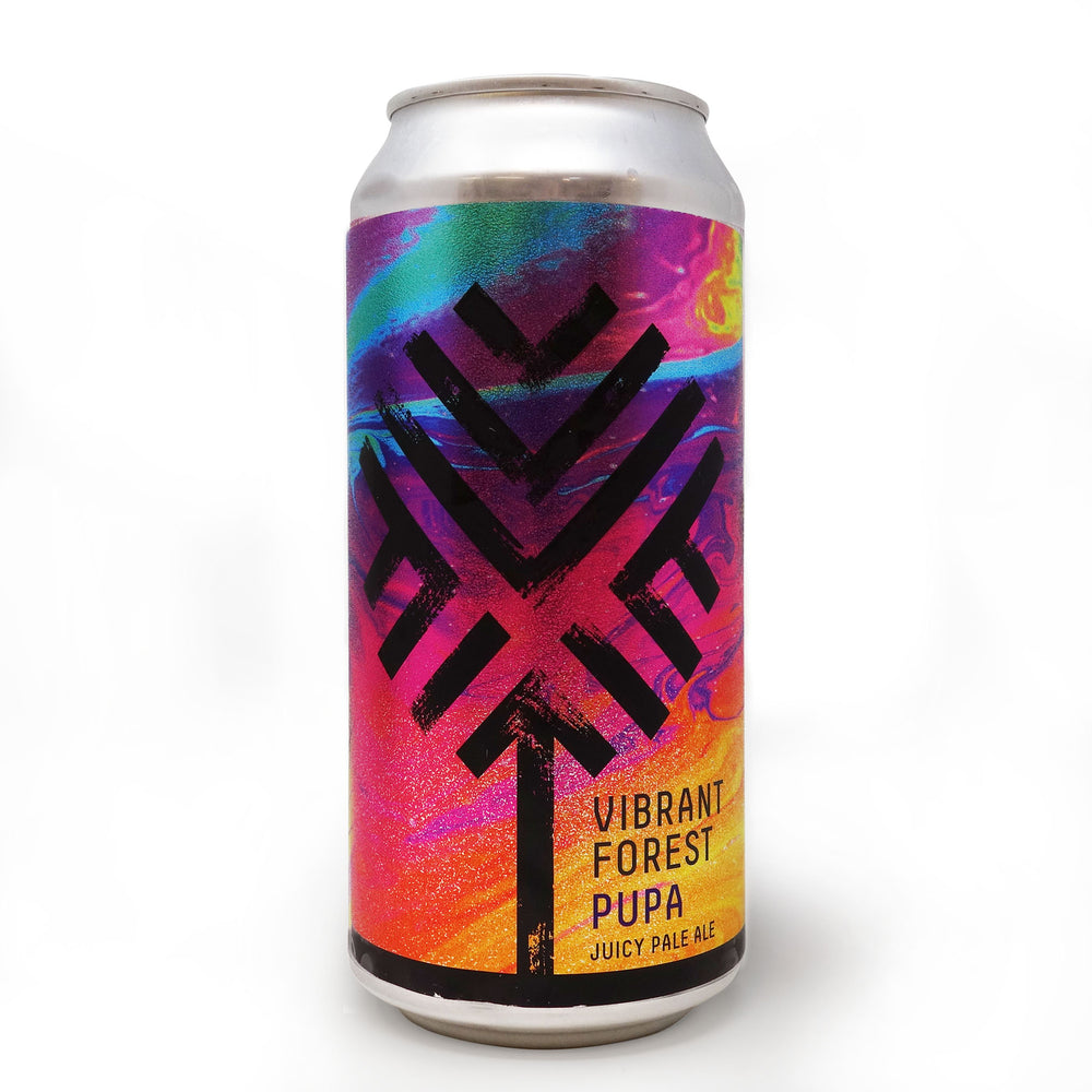 Vibrant Forest - Pupa 440ml Can